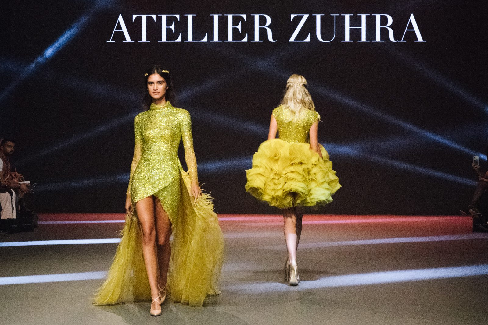 <span>Fashion Week</span>Atelier Zuhra