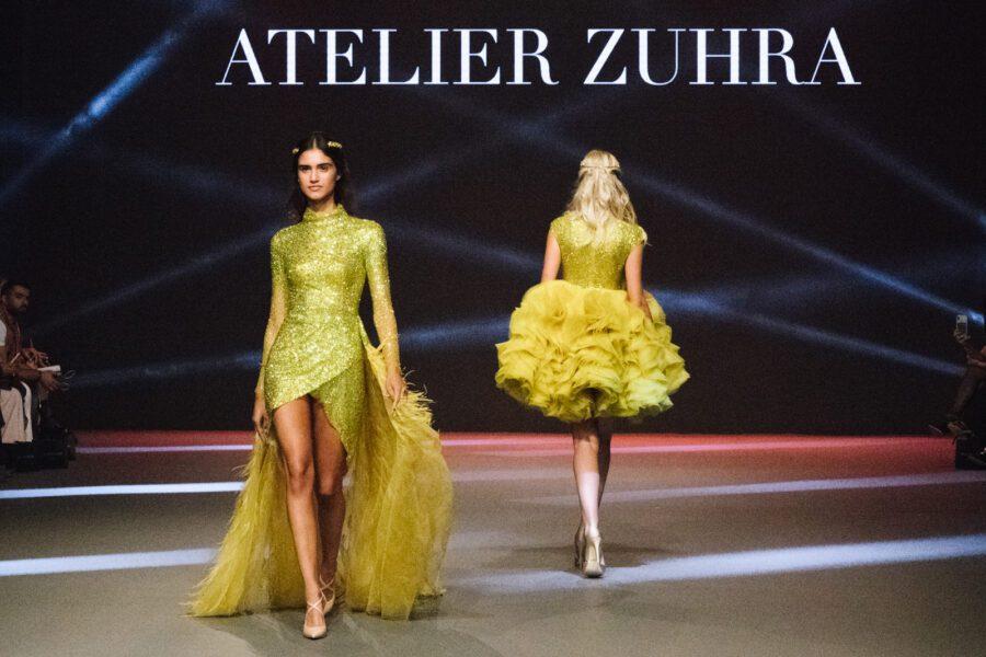 <span>Fashion Week</span>Atelier Zuhra