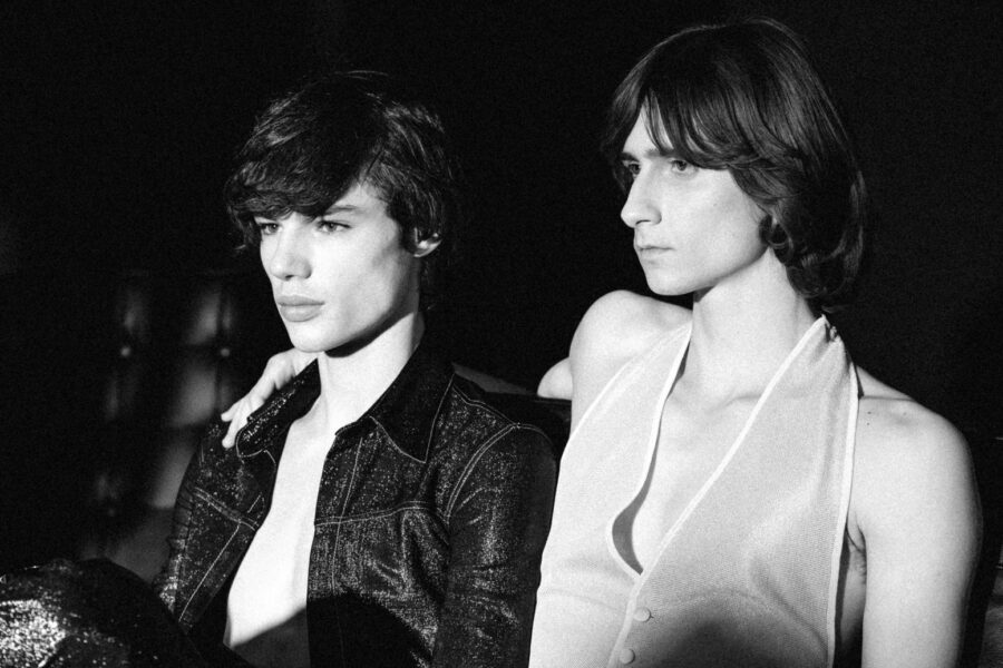 <span>Fashion Week</span>ALLED MARTINEZ